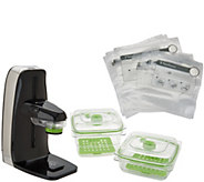 FoodSaver FreshSaver with Containers & Zipper Bags - K47238