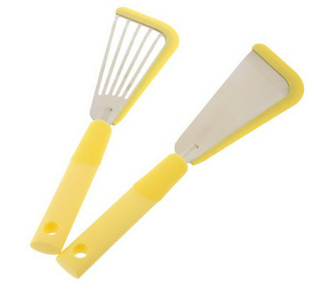 Kuhn Rikon Soft Edged Flexible Spatula Set