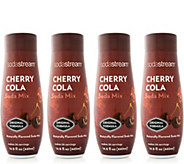 SodaStream Cherry Cola Sparkling Drink Mix - K375039