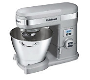 Cuisinart 5.5 Quart Stand Mixer - Chrome - K122940