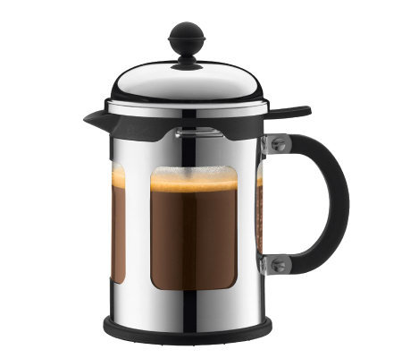 bodum chambord locking lever lid 4 cup 17 oz coffee press. Black Bedroom Furniture Sets. Home Design Ideas