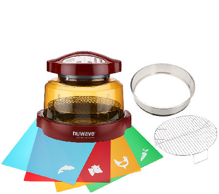 Nuwave Pro Plus 8 In 1 Digital Oven W Additional Metal