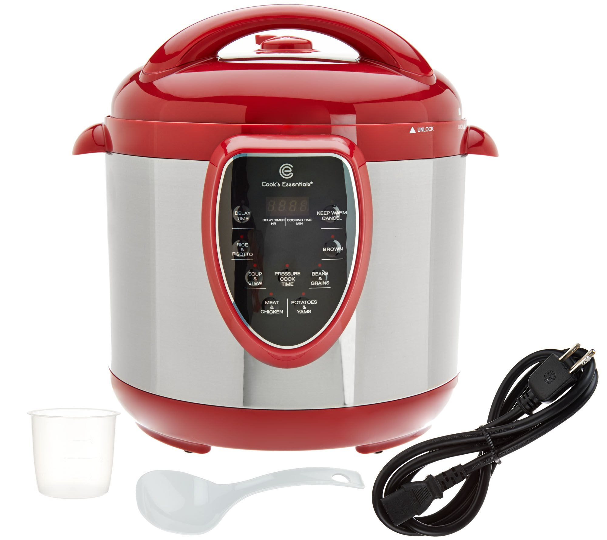 Uncategorized Boots Kitchen Appliances Free Delivery pressure cookers small appliances kitchen food qvc com cooksessentials 8 qt ss digital cooker w accessories k43840