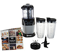 Nutri Ninja Nutri Bowl Duo w/ Auto iQ & 2 On-The-Go Ninja Cups - K46740