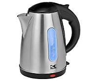Kalorik Stainless Steel Jug Kettle - K302541