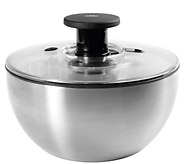 OXO Steel Salad Spinner - K305241