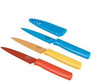 Kuhn Rikon Colori Paring Knife Set of 3 - K305441