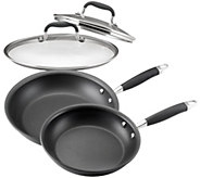 Anolon Advanced Nonstick 4-Piece French Skillet Set - K304642