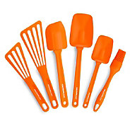 Rachael Ray 6pc Orange Tool Set - K125843