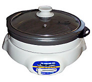 SPT Multi-Cooker and Grill - K301443