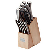 Emeril 15-Piece Knife Block Set - K376643