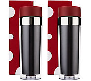Prepology Set of 2 Color Changing Tumblers in Gift Boxes - K39843