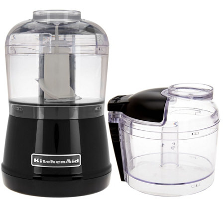 Kitchenaid 3 5 Cup One Touch 2 Speed Chopper With Extra