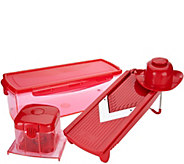 Genius 10 Cup Speed Slicer With Storage Container - K45743