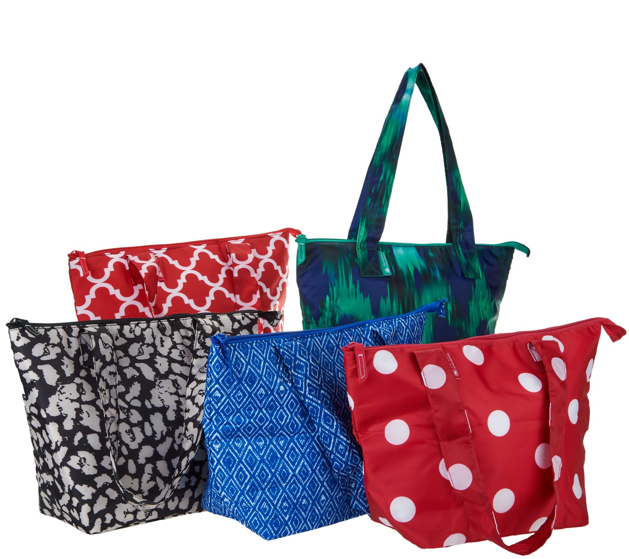 California Innovations S 5 Insulated Lunch Totes Qvc Com