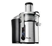 Breville Ikon Five-Speed Juice Fountain - K122944