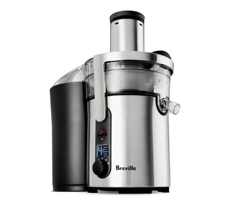 Breville Ikon Five-Speed Juice Fountain