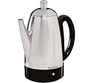 West Bend 12-Cup Electric Percolator - K133044