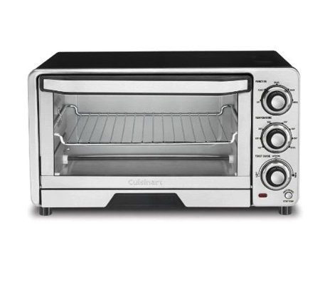 Cuisinart Toaster Oven Broiler ? QVC.com
