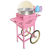 Nostalgia Electrics Old Fashioned Cotton Candy Cart - K299444