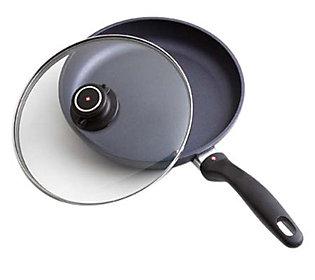 "Swiss Diamond 11"" Covered Fry Pan"