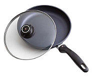 Swiss Diamond 11 Covered Fry Pan - K122445