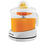 Black & Decker CJ625 30-Watt 34-oz Citrus Juicer - K129345