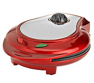 Kalorik Heart-Shaped Waffle Maker - Red - K298545