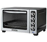 KitchenAid 12 Countertop Oven - Onyx Black - K300045