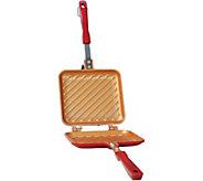 Red Copper Flipwich Sandwich Maker - K375645