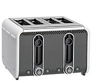 Dualit Studio Collection 4-Slice Toaster - White - K376245