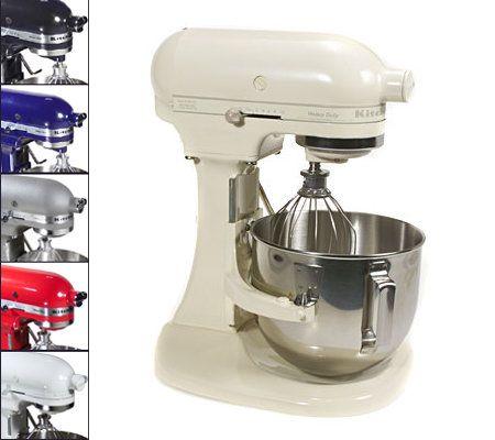 Kitchenaid 5qt 325 Watt Heavy Duty Stand Mixer With Bowl