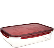 Lock & Lock 9x13 Glass Pan - K45645
