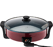 CooksEssentials XL 14 1400W Rapid Ceramic Skillet - K42946