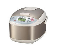 Zojirushi 3-Cup Micom Rice Cooker and Warmer - K122047