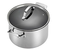 Circulon Genesis Stainless Steel 5-qt Dutch Oven - K302747