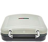 Cooks Essentials 1400 Watt Steam Grill w/ Ceramic Plates - K42947