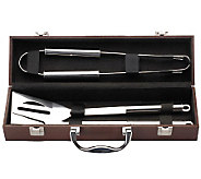 BergHOFF Mini 4-Piece Barbecue Tool Set - K300348