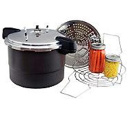 Granite Ware 20-Qt Pressure Canner/Pressure Cooker/Steamer - K302148