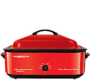 NESCO 18-qt Roaster Oven - 95th Anniversary Edition Red - K304348