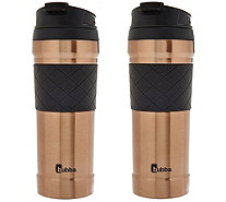 Bubba Set of 2 Tasteguard 16oz. Travel Mugs - K43048