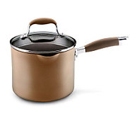 Anolon Advanced 3.5 Qt Covered Straining Saucepan - K125749