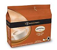 Tassimo Twinings Chai Tea Latte - 40 T Discs - K129649