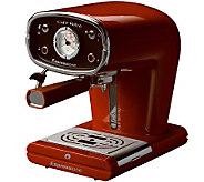 Espressione New Cafe - Retro Red - K302349