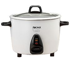 Aroma 20-Cup Pot-Style Rice Cooker