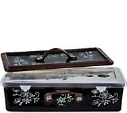 As Is Temp-tations Floral Lace MultiFunctional Baker - K307849