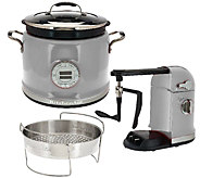 KitchenAid 4 qt. 11 Function Multi-Cooker with Stir Tower - K42049
