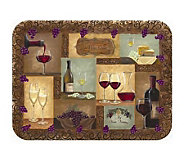 Tuftop Wine Cellar Tempered Glass Kitchen Board - K125451