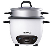 Aroma 6-Cup Pot-Style Rice Cooker - K303051
