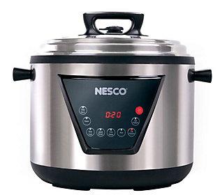 nesco pressure cooker pc6 25 manual